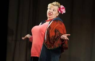 Умерла известная украинская комедийная актриса Ирина Токарчук