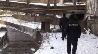 В киевской реке нашли тело военнослужащего из Винницы