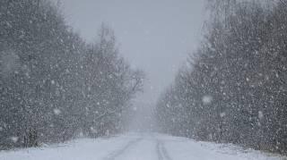 Украину накроет мощный снежный циклон