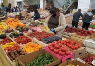 В Украине дорожает еда и растут ценники