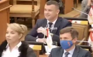 Одесский депутат устроил в горсовете «мастер-класс по воровству»
