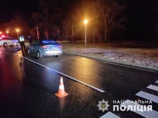 В Запорожской области автомобиль сбил молодых военных