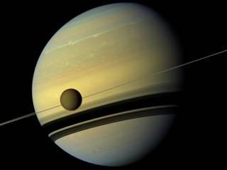 Ученые обнаружили на спутнике Сатурна кое-что непонятное