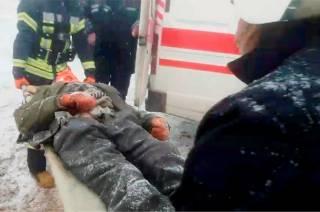 В Хмельницкой области рабочий погиб жуткой смертью