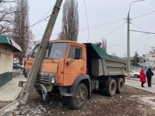 В Харькове произошло кровавое ДТП: столкнулись маршрутка и грузовик