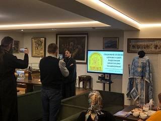 В Киеве священники УПЦ искали пути реабилитации алко и наркозависимых