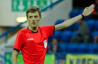 Продажный арбитр Дмитрий Кузовлев попал в громкий скандал после матча «Нива» – «Олимпия»