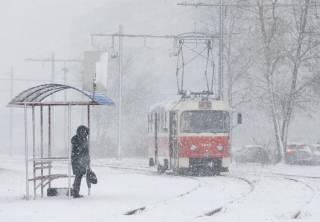Киевлян предупредили о серьезной снежной аномалии