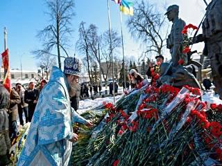 В Киеве во всех храмах и монастырях УПЦ 15 февраля будут молиться о воинах-интернационалистах