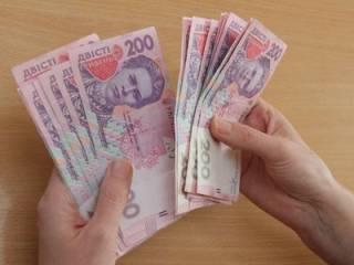 За проживание в однокомнатной квартире в январе украинцы заплатили половину зарплаты
