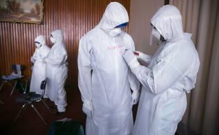 Лихорадка Эбола добралась до еще одной африканской страны