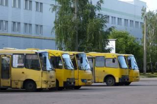 На Киевщине резко выросли цены на проезд в маршрутках