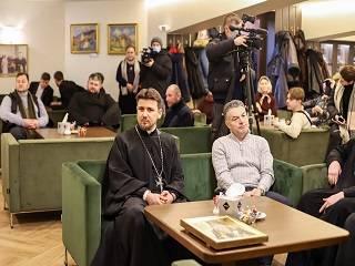 Киевский Афон: УПЦ открыла музей «Одигитрия», посвященный наследию Святой горы