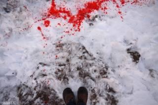Жесть в России: мужчина закопал полуживого отца в огороде