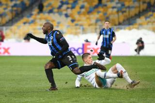 «Динамо» – «Брюгге»: ничего не потеряно!