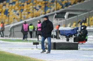 Луческу попытался объяснить, почему «Динамо» не сумело обыграть «Брюгге»