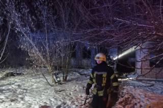 Жертвами пожара в Днепре стали три человека