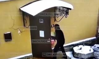 В Санкт-Петербурге совершено нападение на консульство Украины