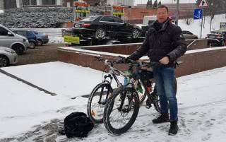 В центре Киева у иностранного посла угнали «колеса»