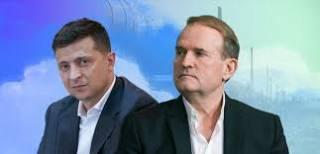 Зеленский ударил санкциями по Медведчуку как по главному конкуренту за пост президента