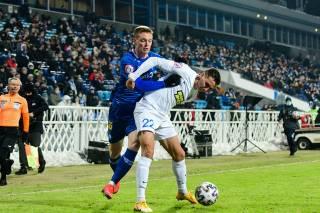 «Десна» – «Динамо»: проверка боем перед ответным матчем с «Брюгге»