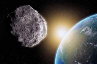 К Земле несётся астероид-гигант