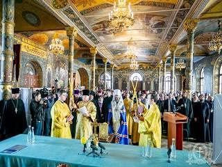 Наша вера становится крепче: в Киеве прошел масштабный съезд общин захваченных храмов УПЦ