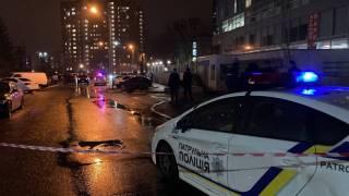 В Харькове посреди улицы выстрелом в голову застрелили человека