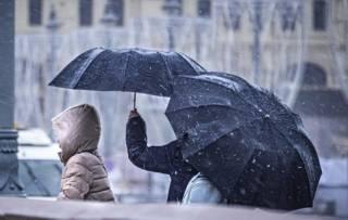 В последний день зимы в Украине ожидается снег