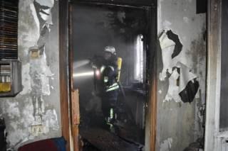 Жертвами пожара в Одессе стали два человека
