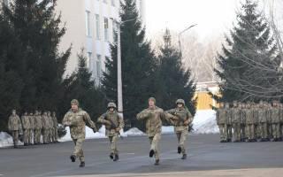 Украинским военным разрешили поднимать ноги ниже, чем раньше