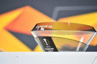 Лига Европы: «Динамо» и «Шахтер» узнали соперников в 1/8 финала
