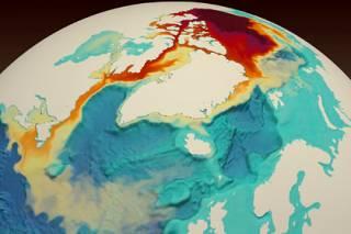 Климатологи зафиксировали на Северном полюсе кое-что крайне настораживающее