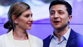 Жена Зеленского заявила, что Facebook исказил ее репост о войсках в Донбассе в 2014 году