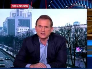Да, мои счета заблокированы, но ни на работу партии, ни на мою повседневную жизнь это не повлияет – Медведчук