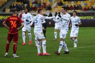 «Львов» – «Динамо»: вообще без проблем!