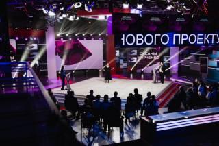 Оксана Марченко презентовала свой новый проект «Паломница» и ответила на вопросы журналистов о своем походе в политику