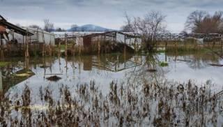 Жителей западных областей напугали наводнениями