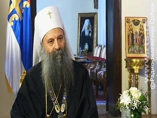 Сербский Патриарх Порфирий об украинском церковном вопросе: Мы всегда на стороне канонов