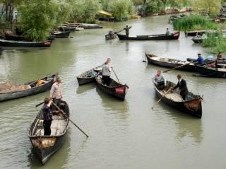 «Украинскую Венецию» затопила канализация