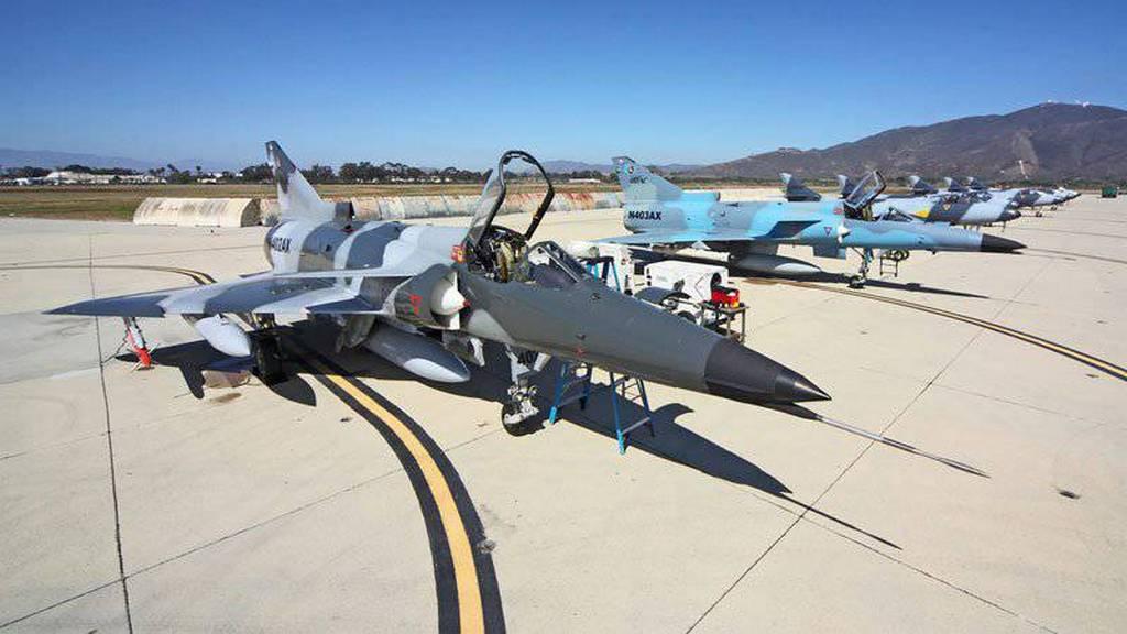 IAI F-21 Kfir