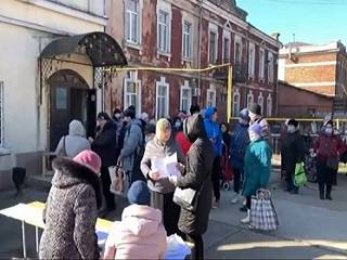Украинская Православная Церковь предоставила гуманитарную помощь для более 300 семей Одессы
