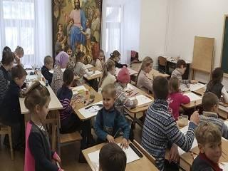 В Киево-Печерской лавре открыли школу живописи