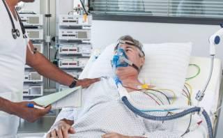 В Минздраве объяснили высокую смертность украинцев, болеющих коронавирусом на аппаратах ИВЛ