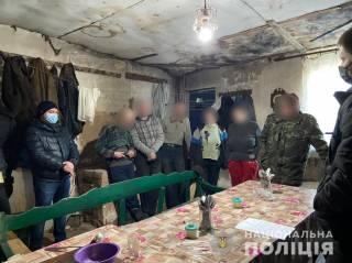 На Харьковщине задержали «рабовладельца»