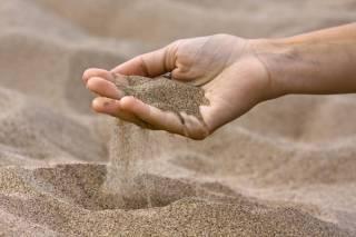 В мире скоро может закончиться... песок