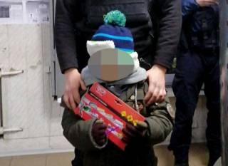 В Запорожье старушка забыла внука в маршрутке