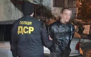 На Львовщине задержана банда «копов»-похитителей
