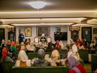 В Киеве начался женский форум, в котором принимают участие 120 жен священников УПЦ