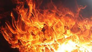 Страшный пожар в Днепропетровской области: погиб человек